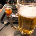 タミルズ - ピクルスとビール