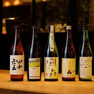店長厳選の女性の方に飲んで頂きたい日本酒