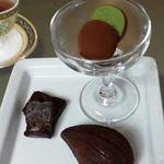 atelier du munian - 【カフェ】選べるセット ショコラ