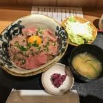 95591538 - 壱岐牛しゃぶしゃぶ牛丼(980円)