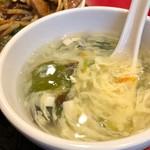 永利 - スープ(2018.10)