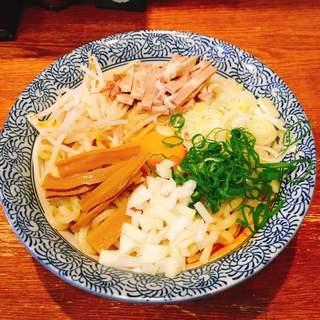 麺屋 いわ田 - まぜそば大盛です。(2018.10 byジプシーくん)