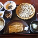 日本料理と蕎麦 冴沙 - 長芋とろろ膳