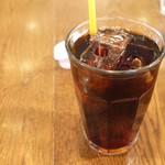 ファンゴー - アイスコーヒー