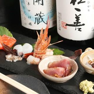 お手頃価格で楽しめる産地直送の新鮮魚介