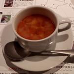 パステリア フローリッシュ - スープ