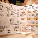 Shouwa - いわゆるシンプルな喫茶店メニュー。