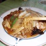 956597 - 081123広東焼そばの麺