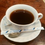 ピッツェリア・カルダ・マーノ - ホットコーヒー