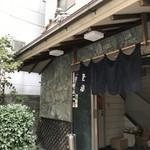 豊福 - 花隈の料亭旅館「豊福」さんの食事処です(2018.10.31)