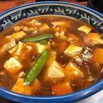 中嘉屋食堂 麺飯甜 - スーラ―湯麺