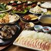 宮崎県日南市 塚田農場 - 料理写真:塚田農場いいとこ鶏コース