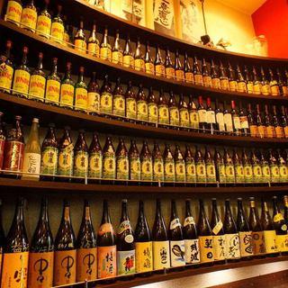 全国各地から厳選‼︎多種多様な日本酒♪