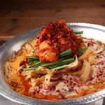 宮崎県日南市 塚田農場 - 【うま辛】旨辛鶏白湯スープの豚キムチ鍋