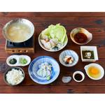 【季節限定!】淡路島3年とらふぐ美福鍋 5,500円コース