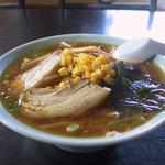 方雅 - 味噌チャーシューメン800円
