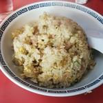 清珉 - 料理写真:若干のピンボケ。そして、ボリューム感を感じないアングル。写真下手でゴメンナサイ。