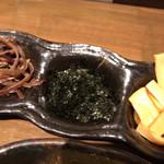 汁なし担々麺 階杉 -