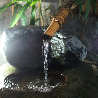 安曇野天然水