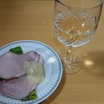 キッチン TAIYO - 料理写真:白ワイン