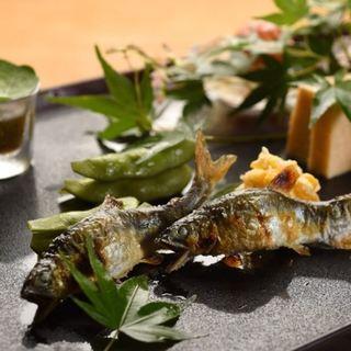 【京料理】旬の鮮魚、京野菜、厳選した食材を料理人巧みの技で