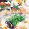とりひめ - 料理写真:ちゃんこ鍋コース