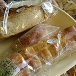 ボストンベイク - 料理写真:サンドイッチデカイですか