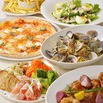 ミア ボッカ - 若鶏のソテーと人気のパスタ&ピッツァがついたカンターレコース