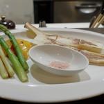 PIKOSHHHU - ロースト野菜の盛り合わせ