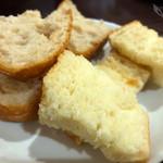 ワイン&お野菜バル ベジバル - パン食べ放題