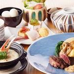 ステーキハウス四季 - レディースランチ「女木」¥3,000