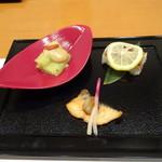 宵月・鮨ダイニング - 前菜