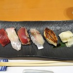 宵月・鮨ダイニング - 握り寿司