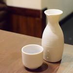 北海酒場 静内 - 法螺吹 純米酒