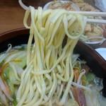 うちなーすばヤージ小 - 麺リフト