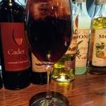 イル チェーロ - 赤ワインコーラ600円(税込み)