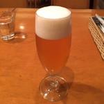 シネマカフェ - 生ビール