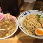 サバ6製麺所 - サバ濃厚鶏つけ麺