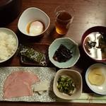 和田屋 - 料理写真:朝食