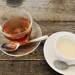 95636347 - 紅茶   パンナコッタ