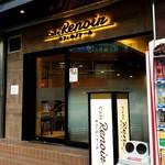 Cafe Renoir - 目黒駅東口から北方面