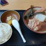 和泉食堂 - てびち汁