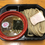 中華蕎麦 とみ田 - 「13年目の濃厚豚骨魚介」(大つけ麺博2018)