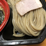 中華蕎麦 とみ田 - 絶品の麺(大つけ麺博2018)