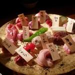 京鴨と燻製酒場 KAMOSHIGIN -