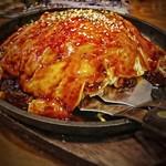 95643577 - お好み焼き 肉玉 (うどんor沖縄そばに変更可◎) [¥730]