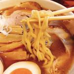めん和正 - 中華麺(750), チャーシュー(200), 味玉(50)