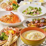 北海道イタリアンバル Mia Bocca - チーズフォンデュと人気の若鶏のソテーを楽しむプレミアムコース縦