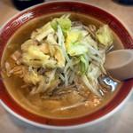中華料理 大宝 - 野菜シャキシャキ!ニンニクスープが絶品です!