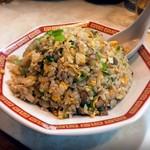 中華料理 大宝 - しっとり炒飯です